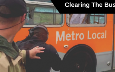 Clearing The Bus