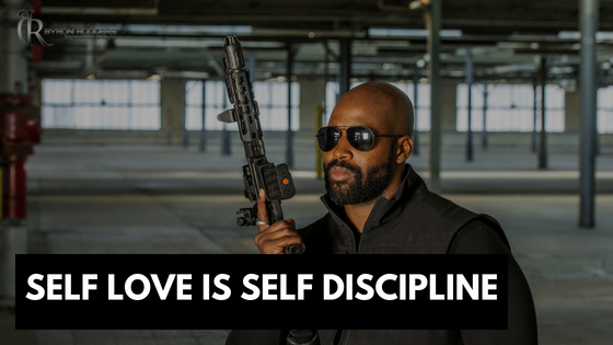 Self Love Is Self Discipline
