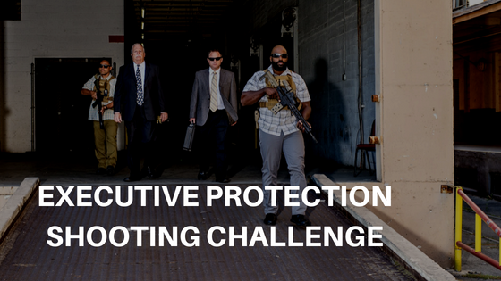 Executive Protection Shooting Challenge