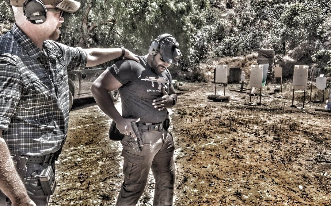 Lessons from Chris #3  Rapid Deployment Holster by Surefire