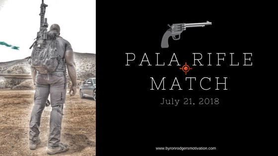Pala Rifle Match July 21, 2018
