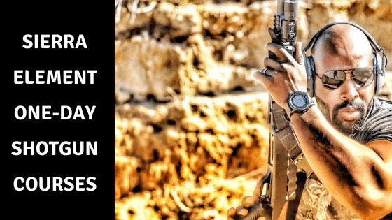 Sierra Element One-day Shotgun Courses – Byron Rodgers