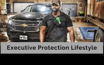 Executive Protection Lifestyle