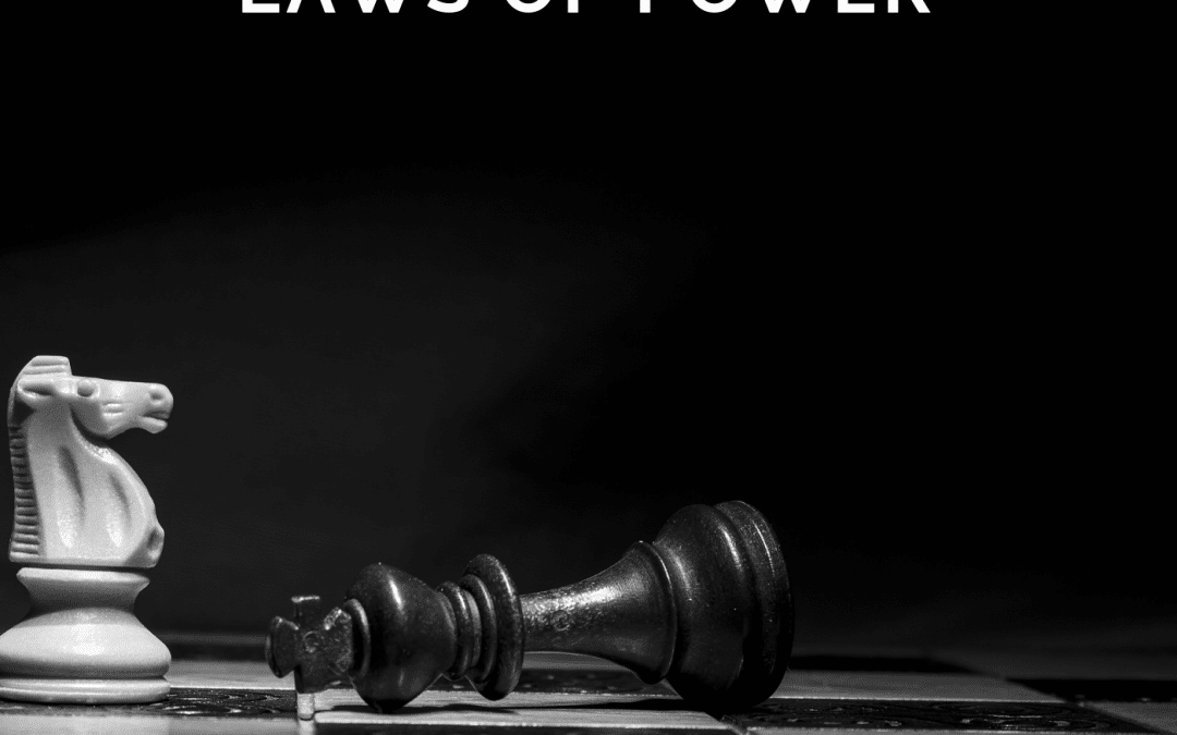 EPISODE 5: 48 Laws Of Power