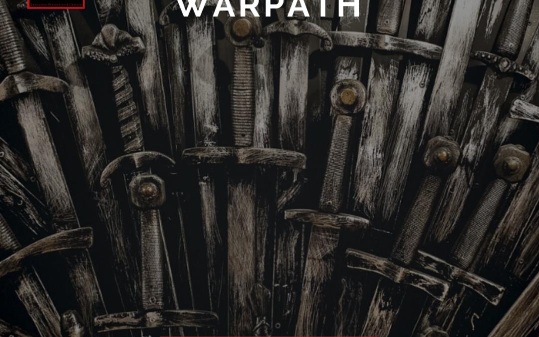 EPISODE 7: WARPATH
