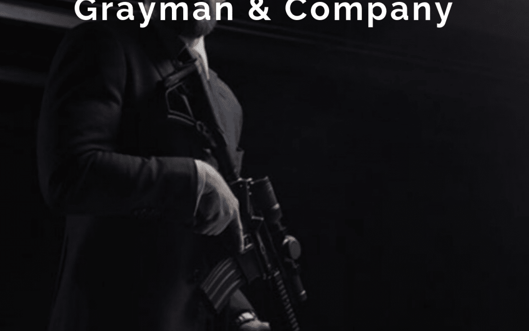 EP8: GRAYMAN & COMPANY