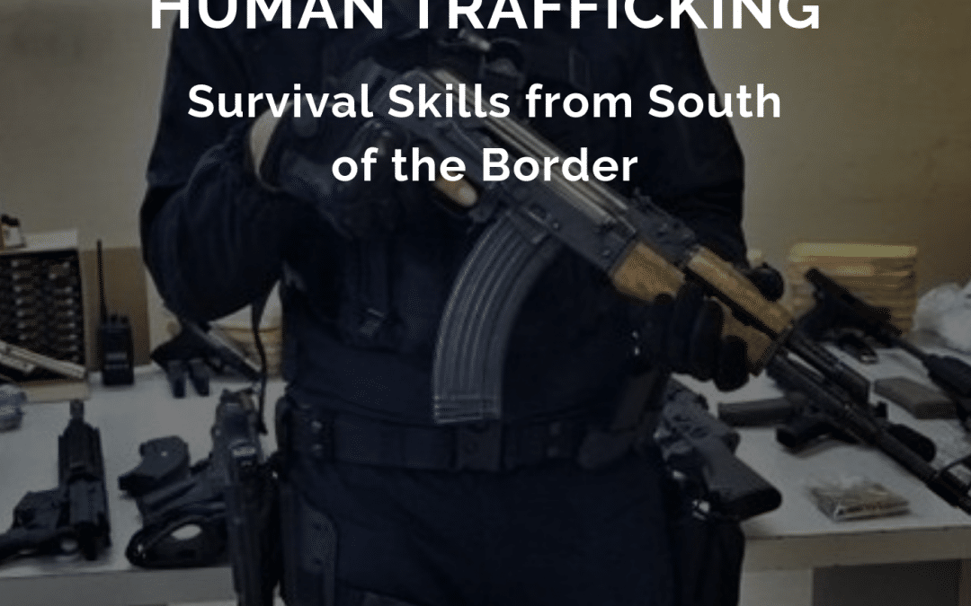 EPISODE 18 : Human Trafficking
