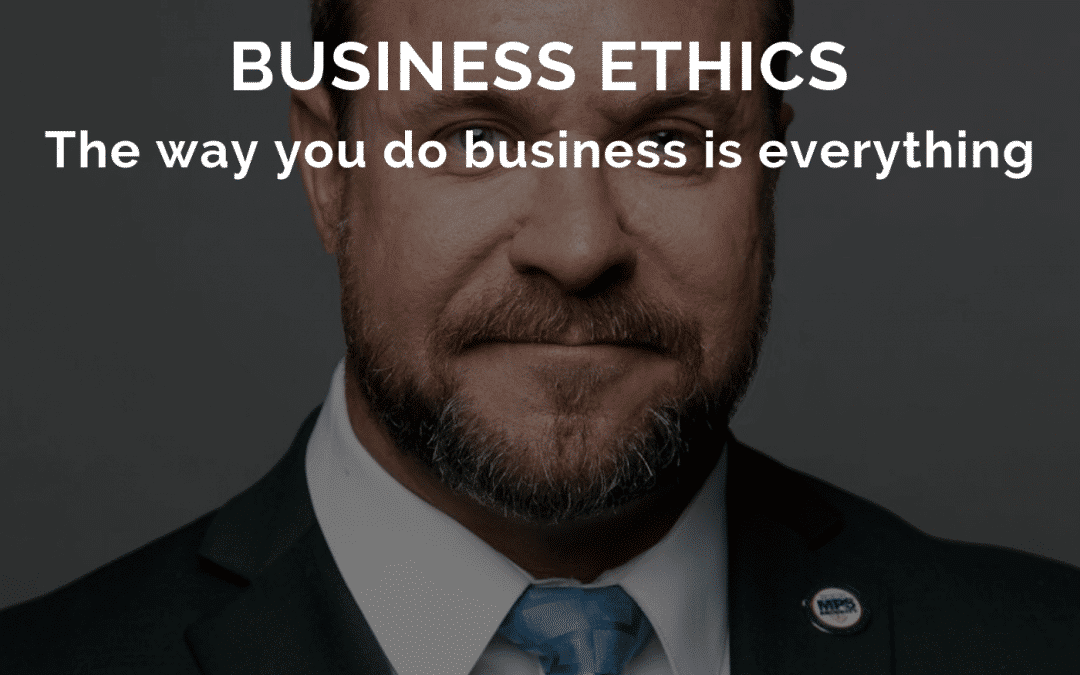 Private Security Business Ethics