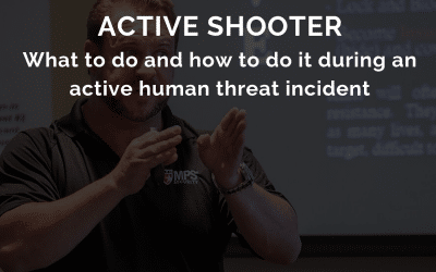 EPISODE 22 : Surviving an Active Shooter