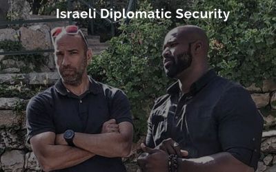 EPISODE 26 : Be the best – Israeli diplomatic security