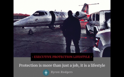 Executive Protection Lifestyle Podcast Promo