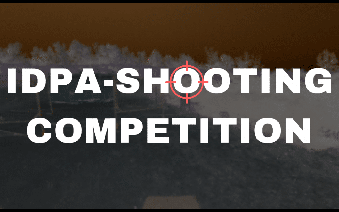IDPA-shooting competition 3/16