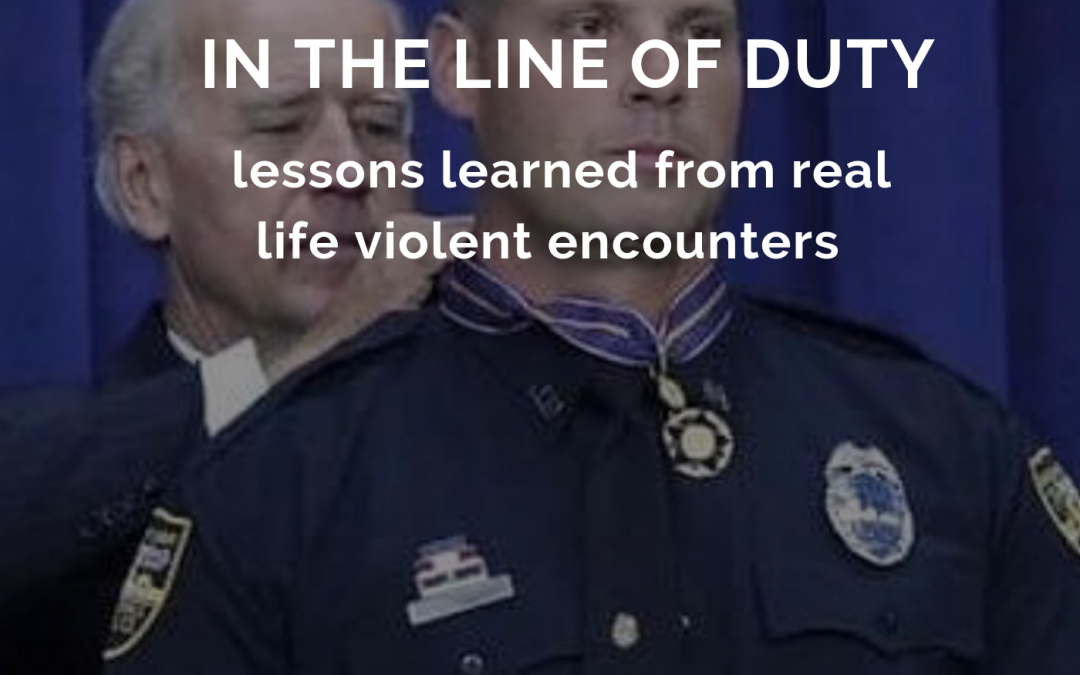 EPISODE 27 : Overcoming Violence In the Line Of Duty