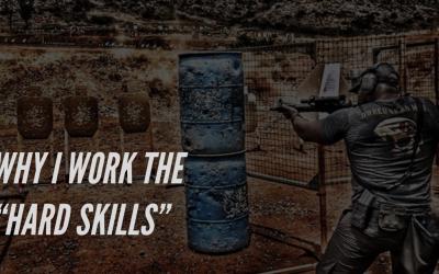 "Why I work the ""hard skills"" so much"