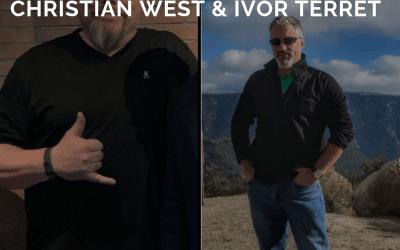 EPISODE 36: EDC 1 Christian West & Ivor Terret