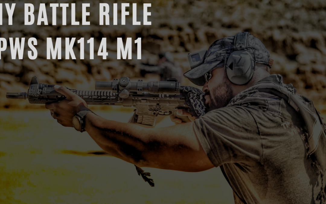 My Battle Rifle – PWS MK114 M1