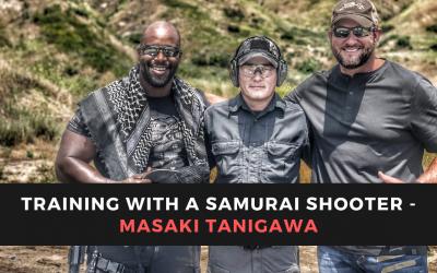 Training with a samurai shooter – Masaki Tanigawa