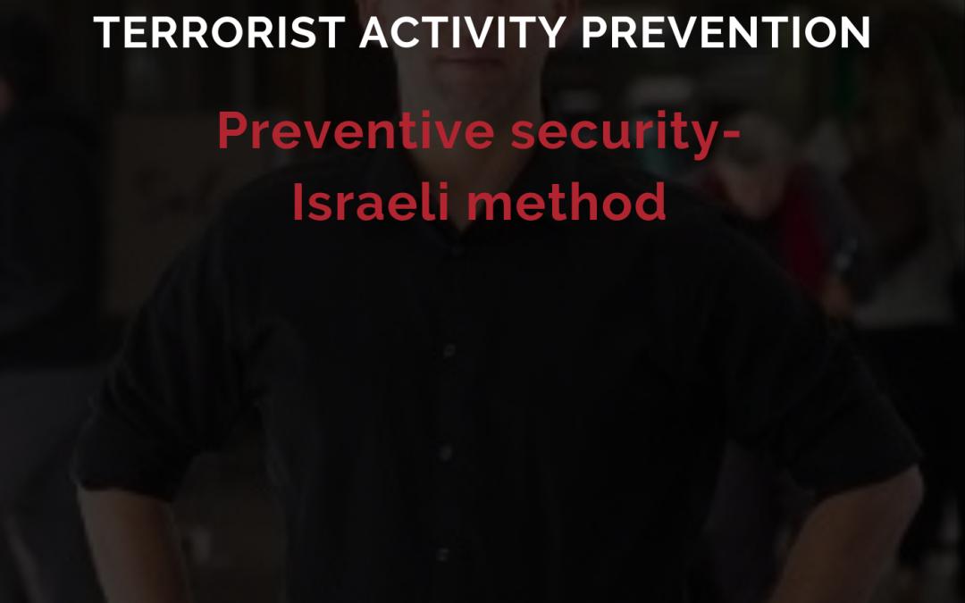 EPISODE 46: Terrorist Activity Prevention [Part 1]