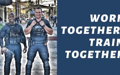 Work together/train together