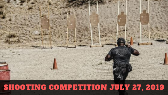 Shooting Competition July 27, 2019