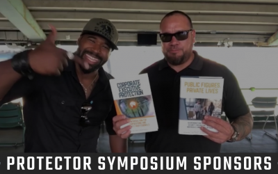 🎙Protector Symposium Sponsors