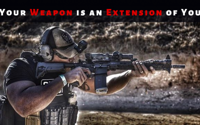 Your Weapon is an Extension of You