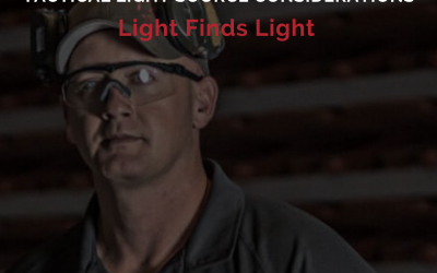 EPISODE 61: Tactical Light Source Considerations