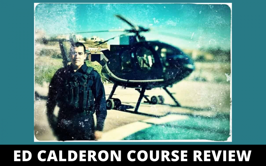 Ed Calderon Course Review