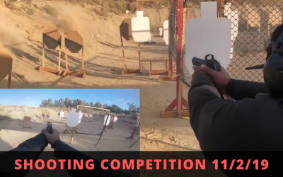 Shooting Competition