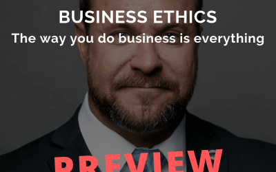 Executive Protection Lifestyle Podcast Preview #21: Private Security Business Ethics