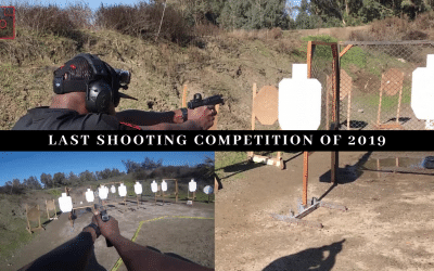 Last Shooting Competition of 2019