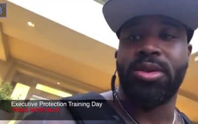 EXECUTIVE PROTECTION TRAINING DAY – Field note # 11