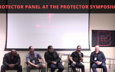 Protector Panel at the Protector Symposium