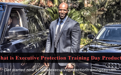 What is Executive Protection Training Day Product?