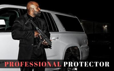 I am a Professional Protector