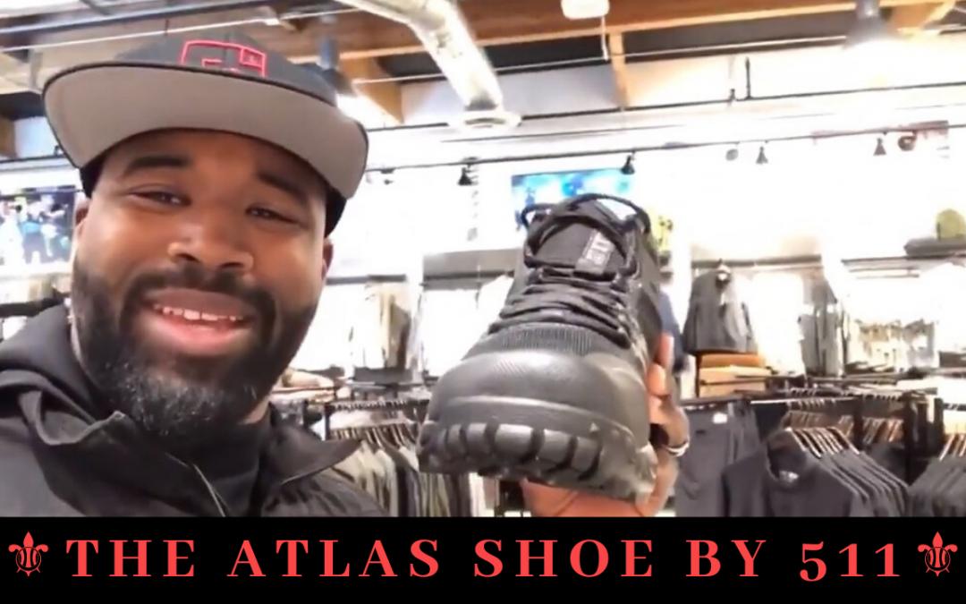 The Atlas Shoe by 511