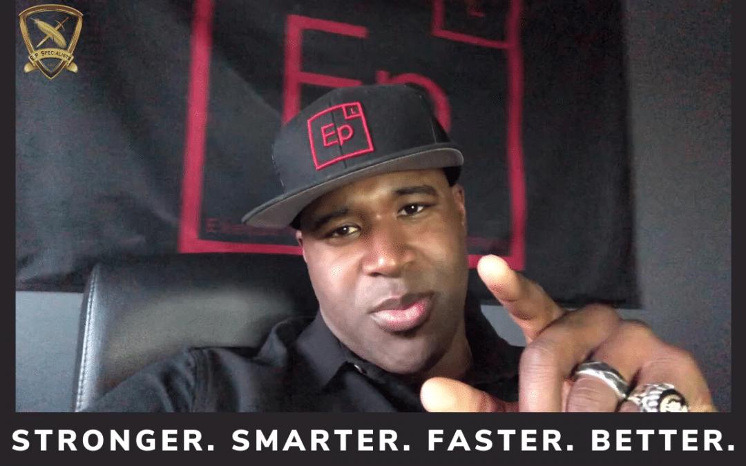 Stronger. Smarter. Faster. Better.