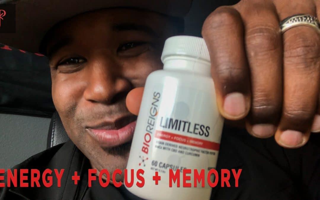 Limitless [ENERGY + FOCUS + MEMORY]