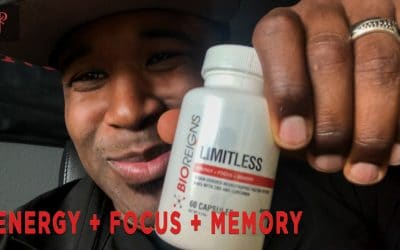 Limitless [ENERGY + FOCUS + MEMORY]