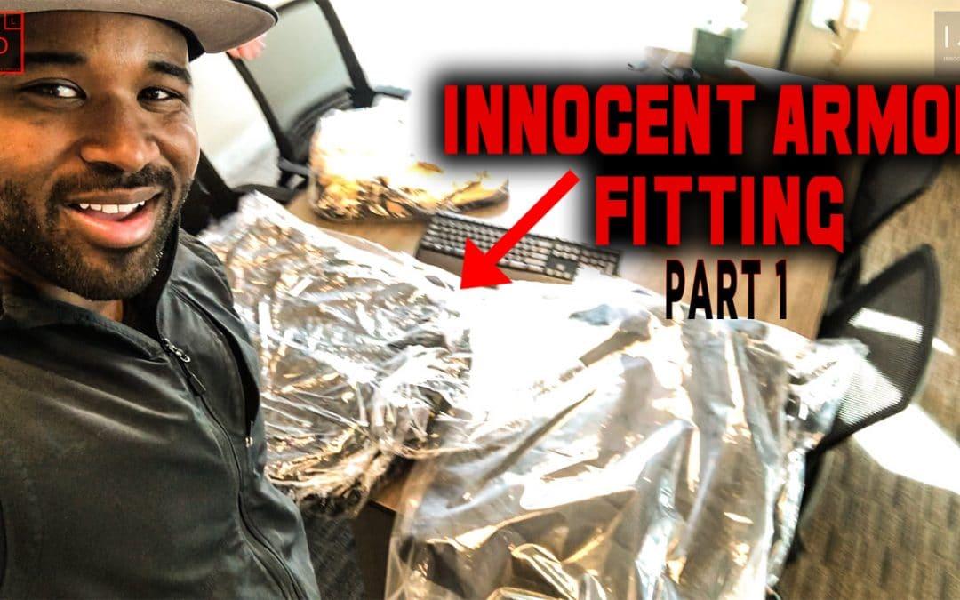 Innocent Armor Fitting (Part I)