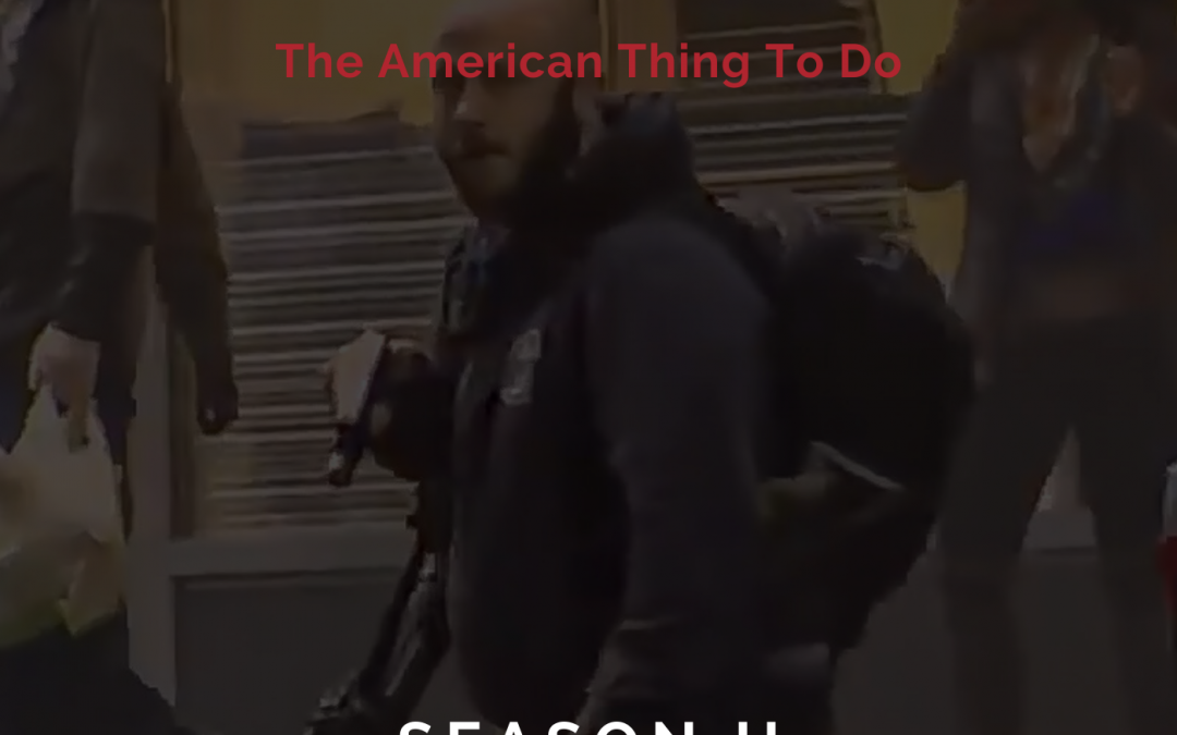 Season 2 Episode 18: The Marine who Disarmed the Rioter