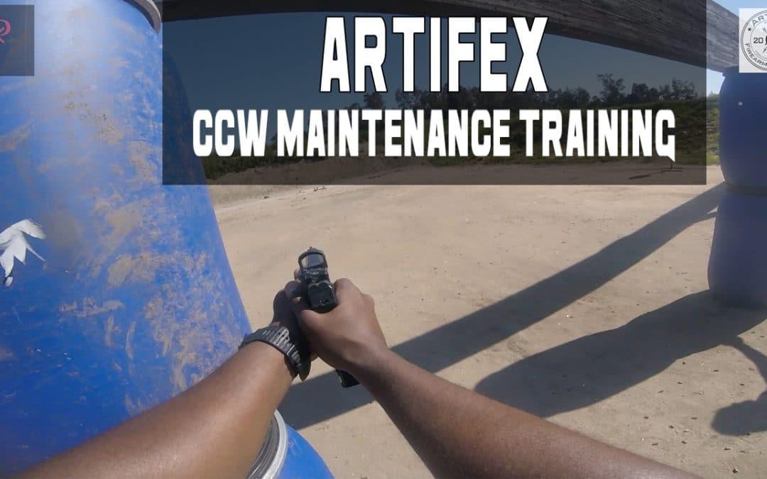 Artifex – CCW Maintenance Training