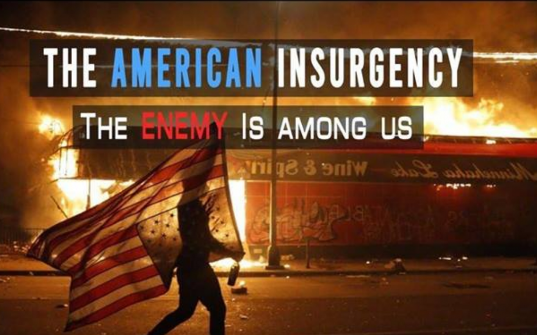 The American Insurgency🏴 [US Riots!!]