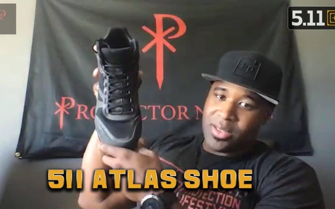 511 ATLAS Shoe Review
