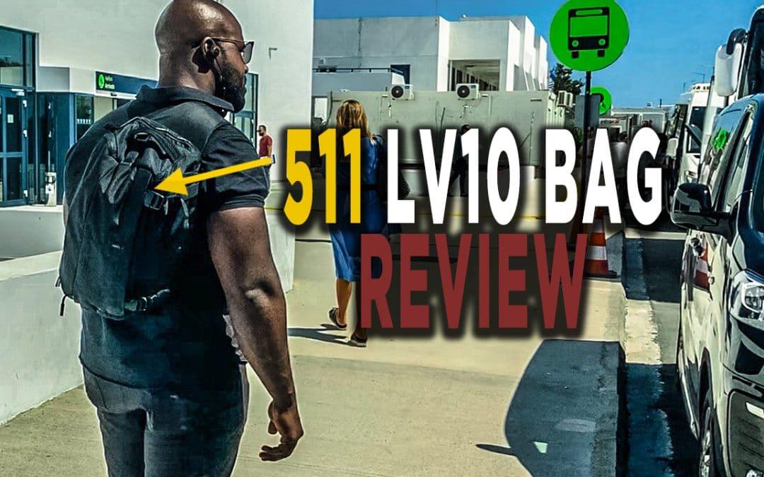 511 LV10 Bag Review