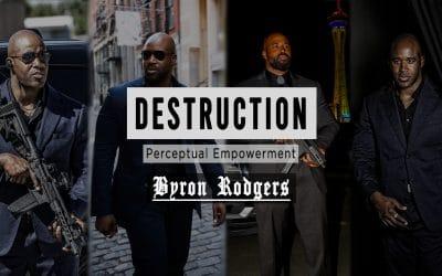 Destruction!!