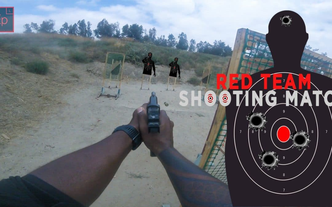 Shooting Competition [Red Team PRG] PISTOL DRILLS