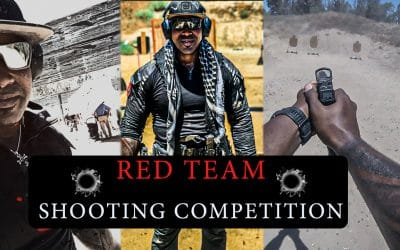 Red team shooting competition