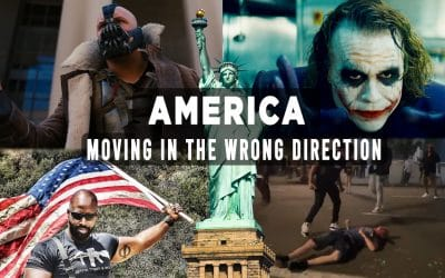 America – Moving in the Wrong Direction