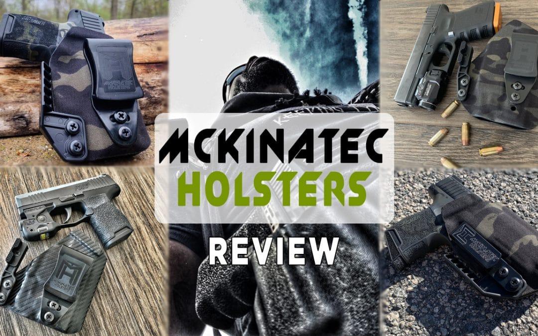 Mckinatec Holster (Review)